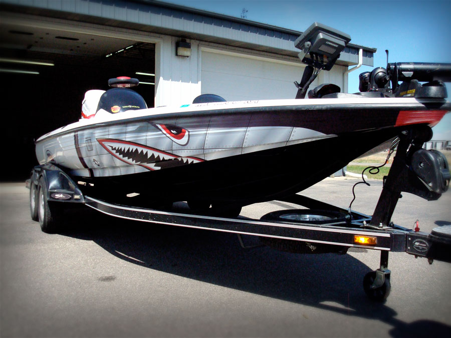 Boat Wraps At Digital Ink Design And Graphics Baxter Mn